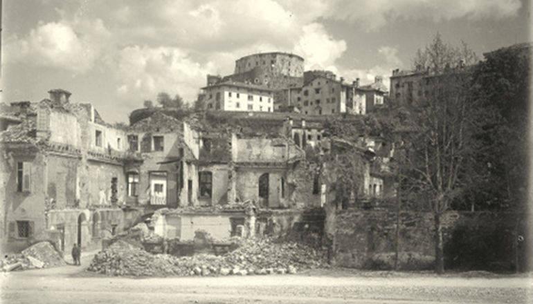 Gorizia 1917 le ferite di una citt contesa mostra a - Ufficio tavolare di gorizia ...