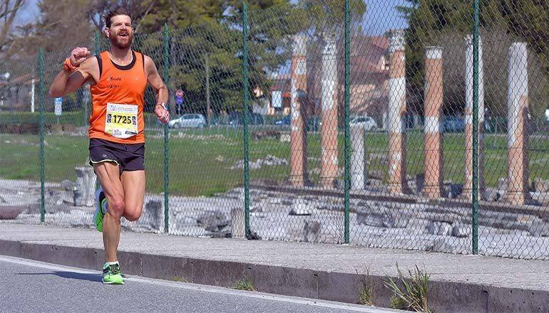 Di corsa nella storia con l'Unesco Cities Marathon