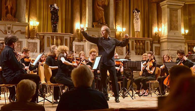 Il Requiem di Mozart fra le volte della basilica