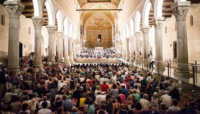 """Si inaugura la Stagione dei """"Concerti in basilica"""""""